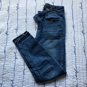 Kenneth Cole High Waisted Jeans